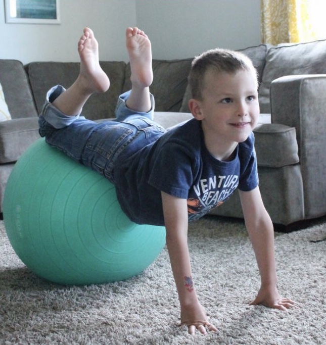 Core Strength in Kids